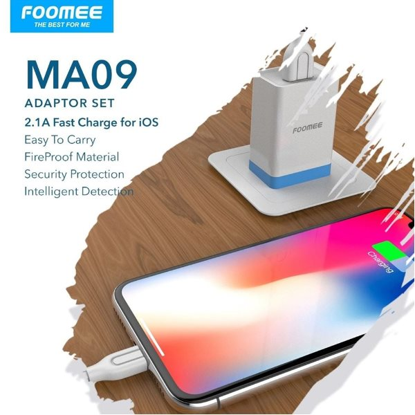 MA09(Charger Kit) For iOS White