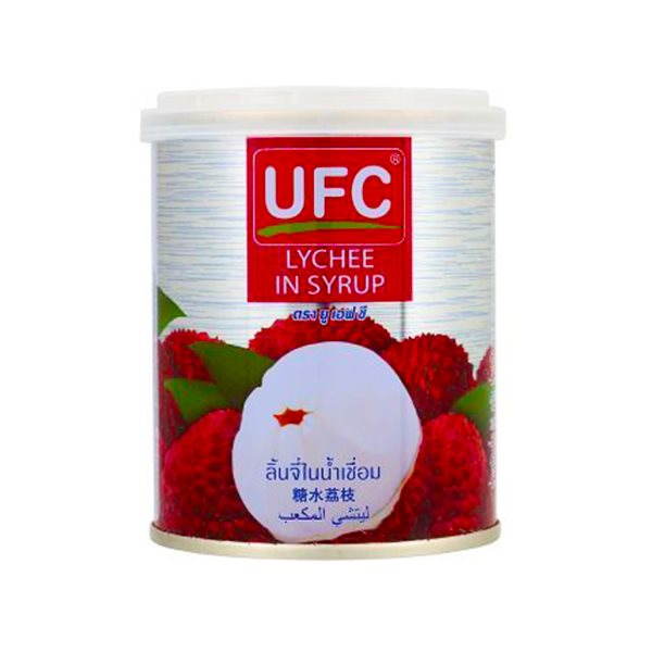 UFC LYCHEE IN SYRUP 234G