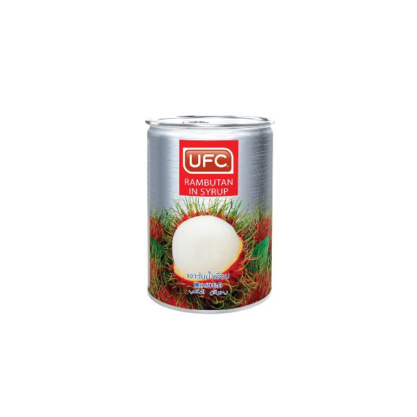 UFC WHOLE RAMBUTAN IN SYRUP 565G