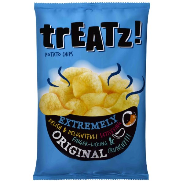 TAI SUN TREATZ POTATO CHIPS ORIGINAL 70G