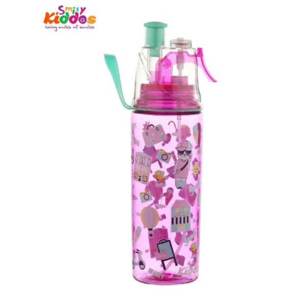 AC Smily Kiddes Water Bottle - 550ml