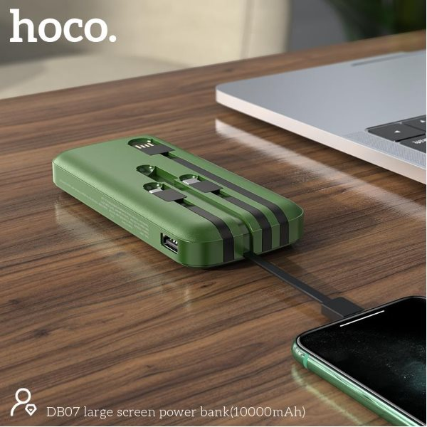 Hoco  DB07 large screen power bank