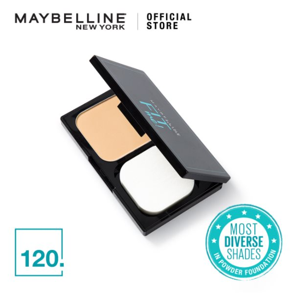 MAYBELLINE FIT ME TWO WAY 120 CLASSIC IVORY 9G