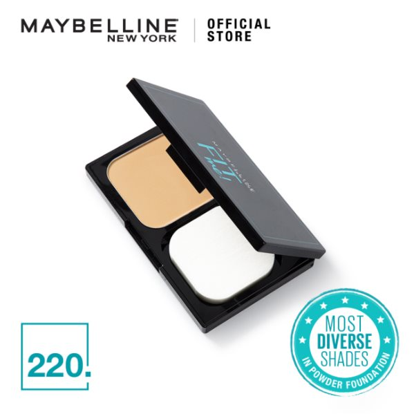 MAYBELLINE FIT ME TWO WAY 220 NATURAL BEIGE 9G