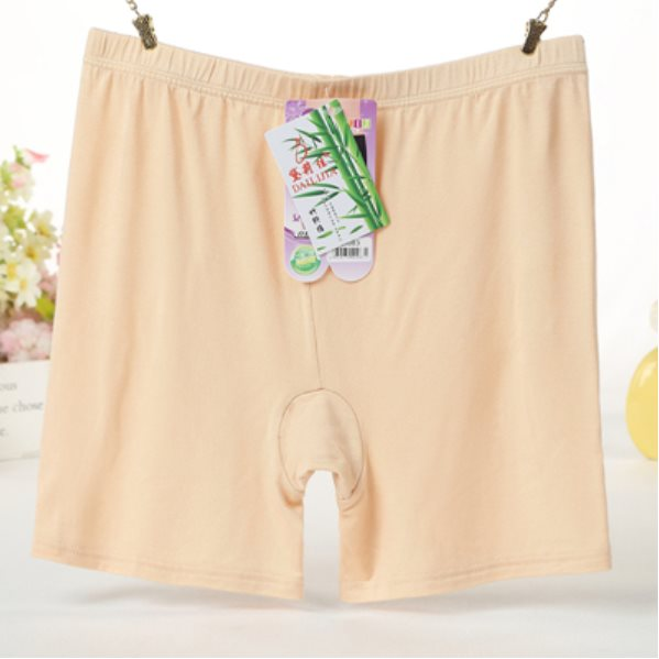 Thin Safety Pants, Anti-empty Women's Summer Shorts, Insurance Pants 01 One size 70-110 kg