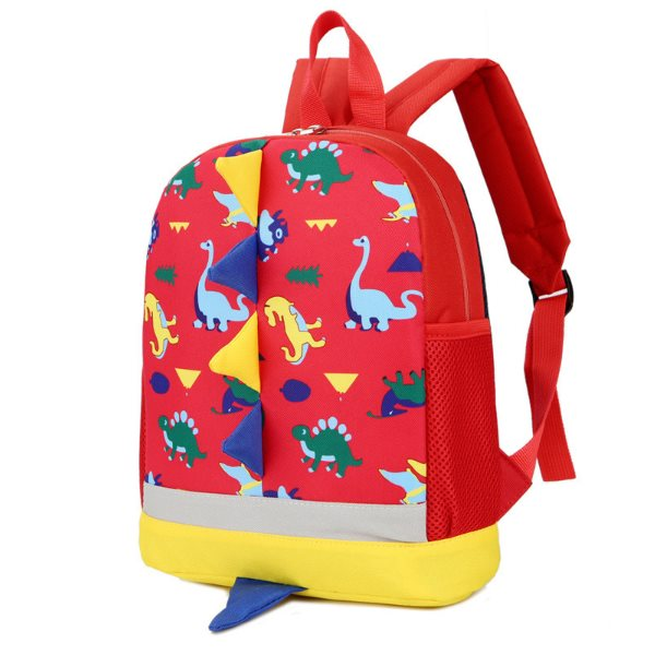 Tail backpack Red